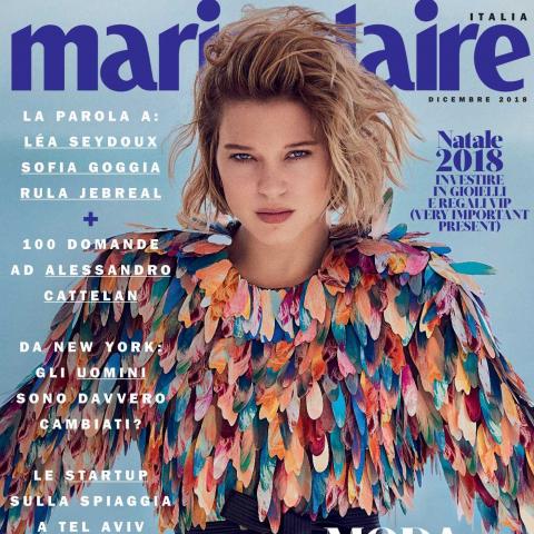 Marie Claire Italia x Louis Vuitton